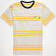 CAPTAIN FIN The Dude Mens Pocket Tee