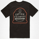 CAPTAIN FIN Bell Mens T-Shirt