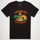 CAPTAIN FIN Volcano Mens T-Shirt