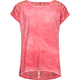 FULL TILT Mineral Wash Lace Back Girls Tee