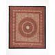 Paisley Mandala Double Tapestry