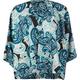 ELEMENT Chiffon Kimono Womens Wrap