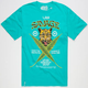 LRG Savage Cats Mens T-Shirt