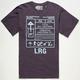 LRG Formula 147 Mens T-Shirt