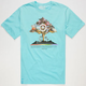 LRG Foundation For Life Mens T-Shirt