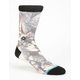 STANCE Wolfsbane Boys Athletic Lite Crew Socks