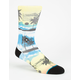 STANCE 9 Palms Boys Athletic Lite Crew Socks