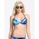 OAKLEY Push Up Halter Bikini Top