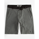 LOST High Styling Mens Hybrid Shorts