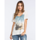 ROXY Road Less Travelled Cross Back Womens Tee