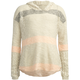 FULL TILT Striped Girls Hooded Sweater