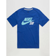 NIKE SB Logo Boys T-Shirt