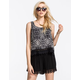PATRONS OF PEACE Crochet Womens Cami