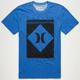 HURLEY Diamond Lies Dri-FIT Mens T-Shirt