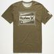 HURLEY Man Up Dri-Fit Mens T-Shirt