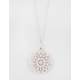 FULL TILT Medallion Necklace