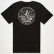 VOLCOM Sheckler Badger Back Mens T-Shirt