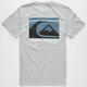 QUIKSILVER Slang Gang Mens T-Shirt