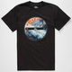 QUIKSILVER Being There Mens T-Shirt
