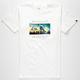 QUIKSILVER Lay Dayz CA Mens T-Shirt