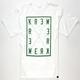 KR3W Four Corners Mens T-Shirt