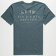 KR3W Refused Mens Pocket Tee