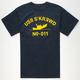 KR3W USS S'KR3WD Mens T-Shirt
