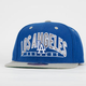AMERICAN NEEDLE Dodgers Mens Snapback Hat