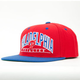 AMERICAN NEEDLE Arched Phillies Mens Snapback Hat