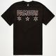 FAMOUS STARS & STRAPS Rose Fam Mens T-Shirt