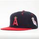 AMERICAN NEEDLE Angels Mens Snapback Hat