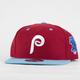AMERICAN NEEDLE Phillies Mens Snapback Hat
