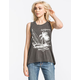 BILLABONG Chin Up Womens Muscle Tank