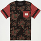 LIRA Flores Boys Pocket Tee