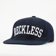 YOUNG & RECKLESS Block Mens Snapback Hat