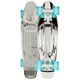SUNSET SKATEBOARDS Chrome Skateboard