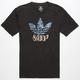 ADIDAS Snoop Dogg Snoop Logo Fill Mens T-Shirt