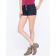RSQ Newport High Rise Womens Denim Shorts