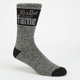HALL OF FAME Bars & Hooks Mens Crew Socks