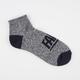 HALL OF FAME Block Mens Ankle Socks