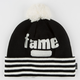 HALL OF FAME Starks Beanie