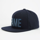 HALL OF FAME Metal Ewing Mens Snapback Hat