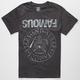 FAMOUS STARS & STRAPS Influx Mens T-Shirt