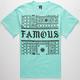FAMOUS STARS & STRAPS Redrum Mens T-Shirt