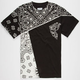FAMOUS STARS & STRAPS Paze Over Mens T-Shirt