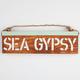Sea Gypsy Sign