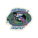 MOWGLI SURF Jungle Run Sticker
