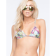 PERFECT VACATION Triangle Bikini Top