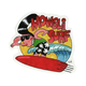 MOWGLI SURF Surf Madness Sticker