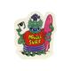 MOWGLI SURF Alien Cyclops Sticker